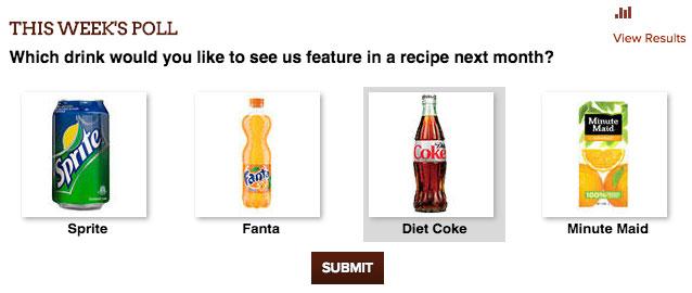 Coke_FoodAndRecipes_poll