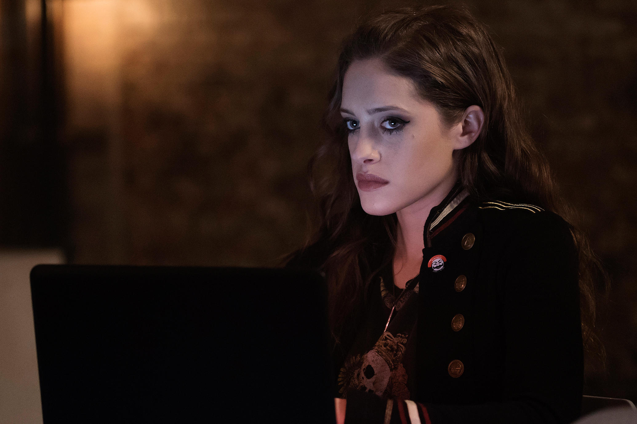 MR. ROBOT — Carly Chaikin as Darlene — (Photo: USA Network)